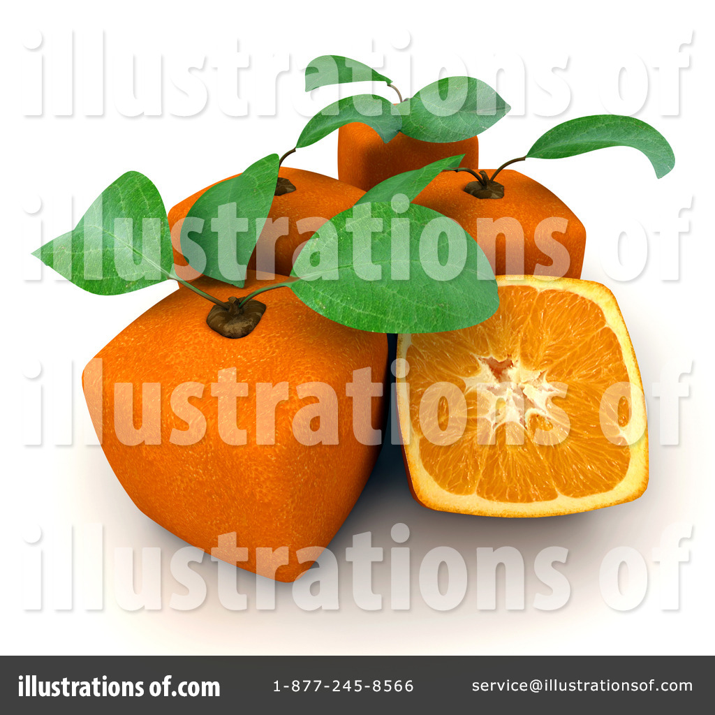 Royalty Free  Rf  Oranges Clipart Illustration  79054 By Franck Boston
