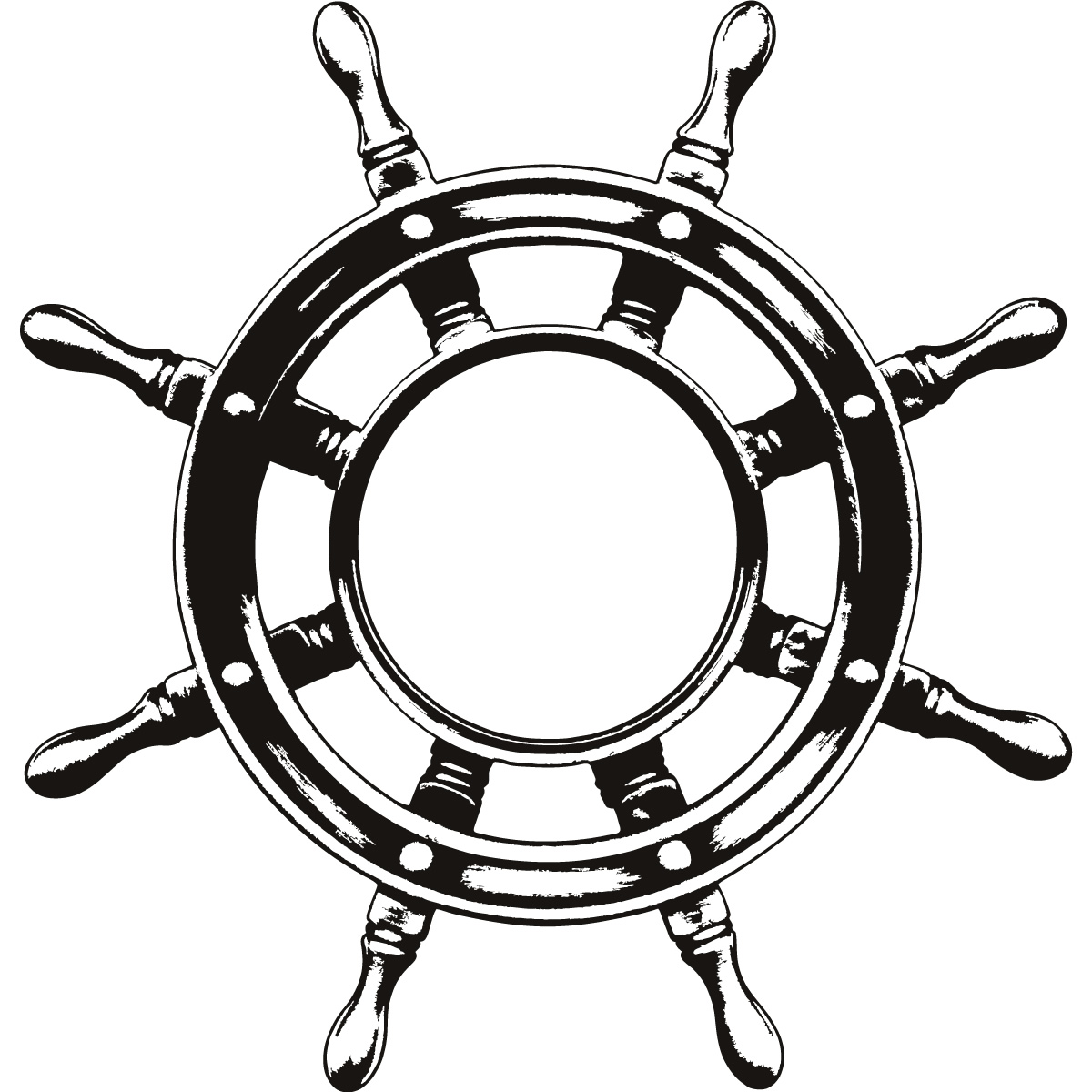 clipart ship steering wheel - photo #20
