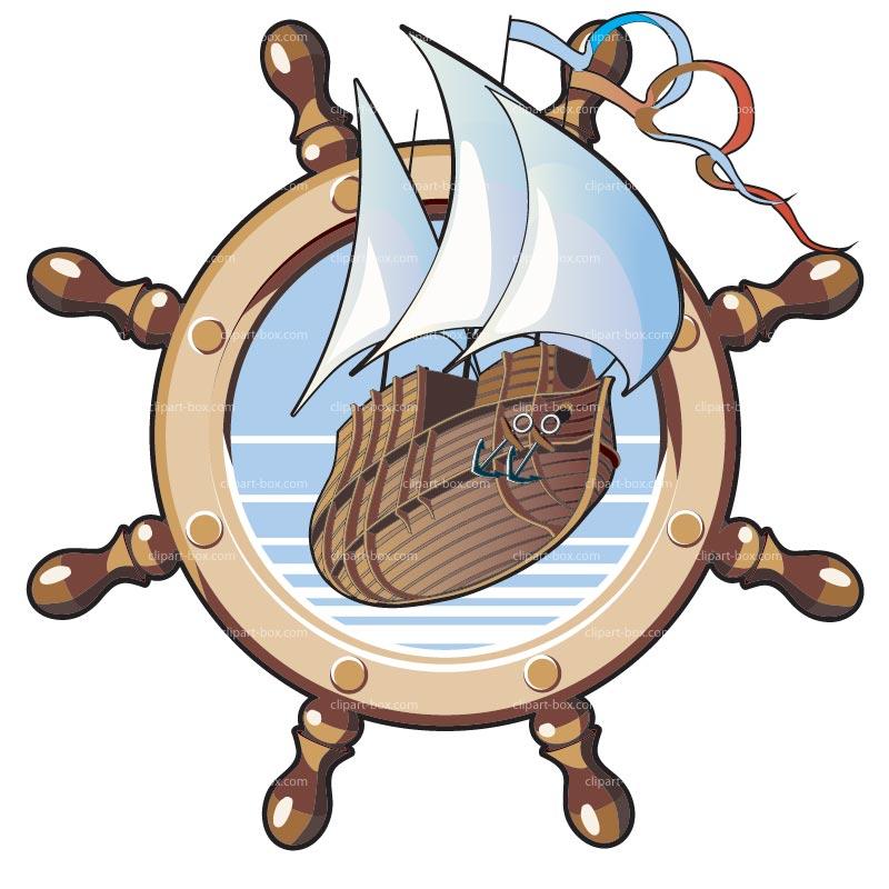 clipart ship wheel - photo #47