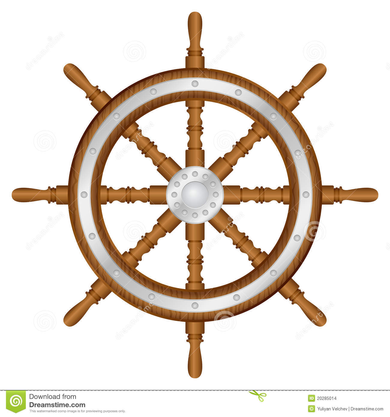 clipart ship wheel - photo #46