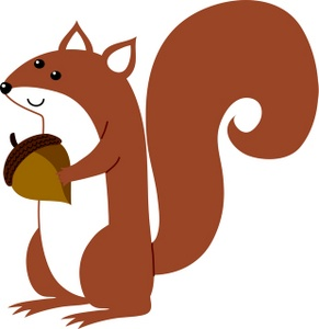 Squirrel Clipart 9 291x300