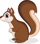 Squirrel Clipart Eps Images  1325 Squirrel Clip Art Vector