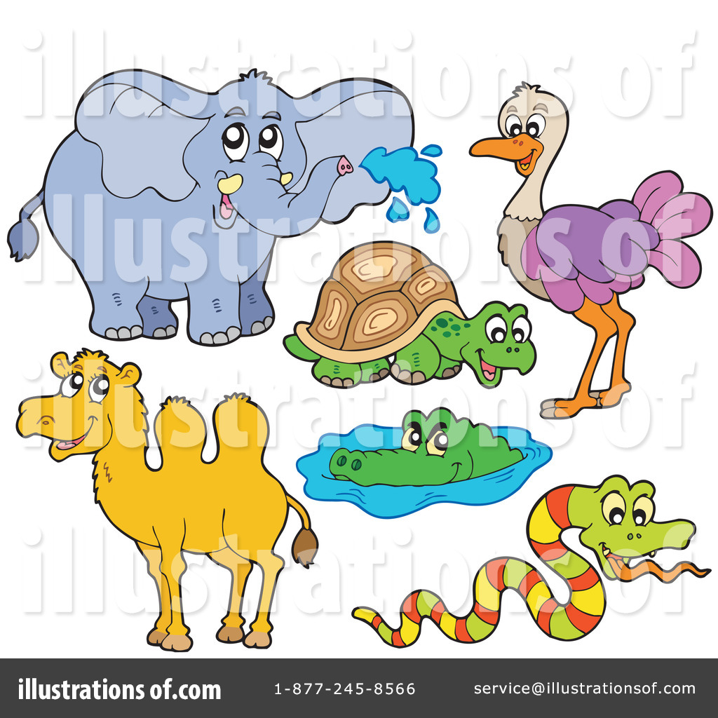Wildlife Clipart - Clipart Kid