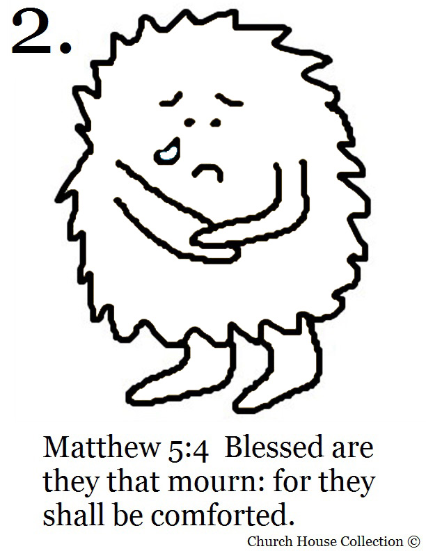 Blessed Are They That Mour For They Shall Be Comforted Matthew 5 4