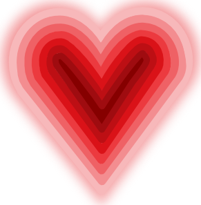 Heart 7 Clip Art At Clker Com   Vector Clip Art Online Royalty Free