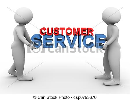 Free Clipart Customer Service