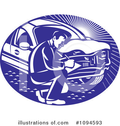 Royalty Free Automotive Clipart Illustration 1094593 Jpg