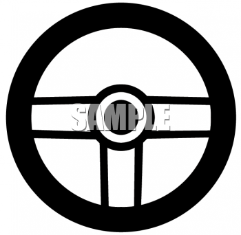 Royalty Free Automotive Symbol Clipart