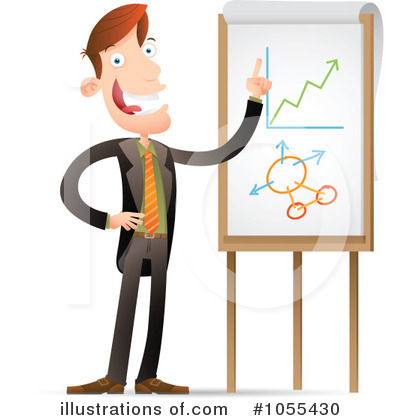 Statistics Clipart  1055430 By Qiun   Royalty Free  Rf  Stock