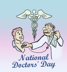 2015 National Doctors Day Free Poster Download Pictures To Pin On