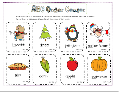 Abc Center Clipart Pictures In Abc Order And