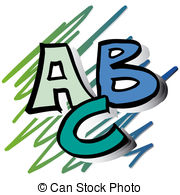 Abc Clipart And Stock Illustrations  70130 Abc Vector Eps
