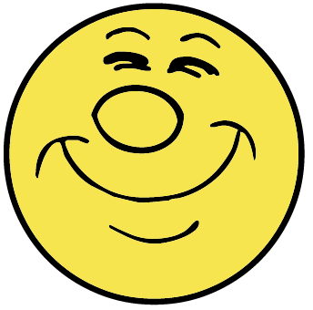 Image Gallery proud smiley face