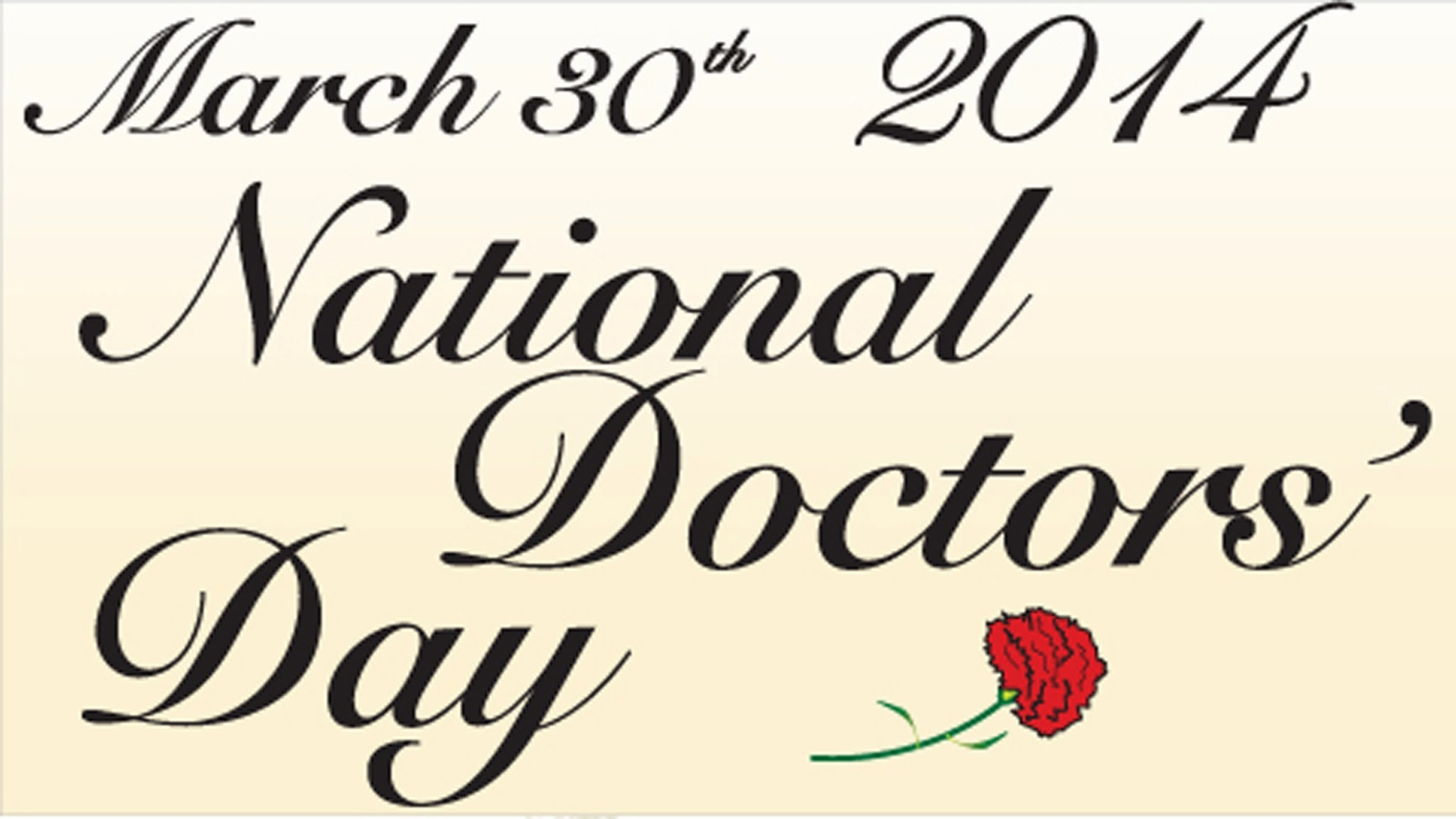 National Doctors Day   Free Large Images