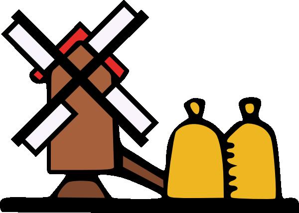 Farm Windmill Clipart - Clipart Kid