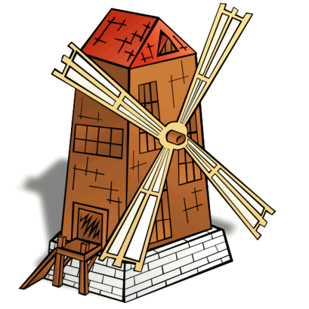 Clip Art Windmill Clipart farm windmill clipart kid free of a this is an old