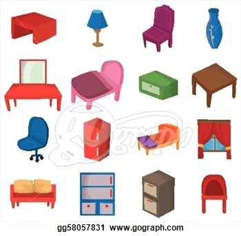 Clip Art Furniture Clip Art clip art house furniture clipart kid panda free images