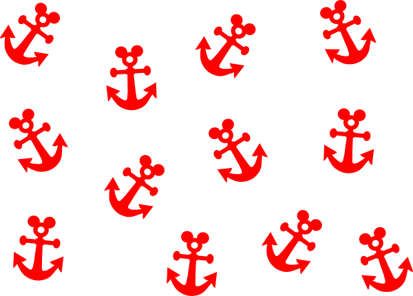 red anchor clipart clipart suggest free sailboat clip art border free sailboat clip art