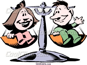 Related Pictures Balancing Weighing Scale Clipart Illustration By Geo