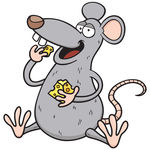There Is 39 Rat Outline Free Cliparts All Used For Free