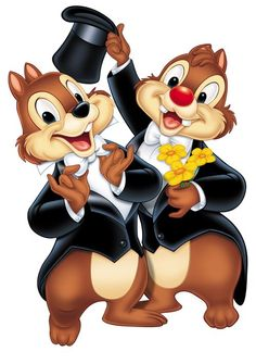 Chip N  Dale On Pinterest   Chip And Dale Chips And Chipmunks
