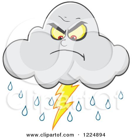 Dark Storm Cloud Clipart - Clipart Kid