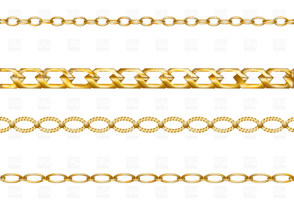 how to fix a broken gold rope chain