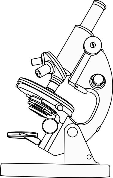 Microscope Clipart For Kids