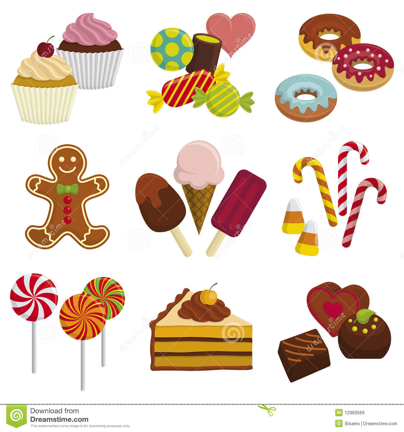 free clipart pictures sweets - photo #32