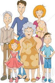Big Family Clipart Images   Pictures   Becuo