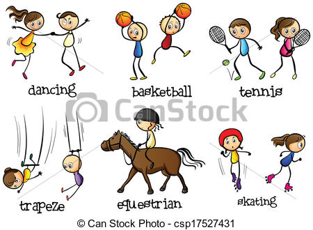 Outdoor Activities Clipart - Clipart Suggest