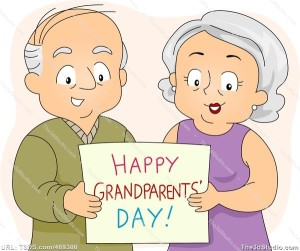 Grandparents Clip Art