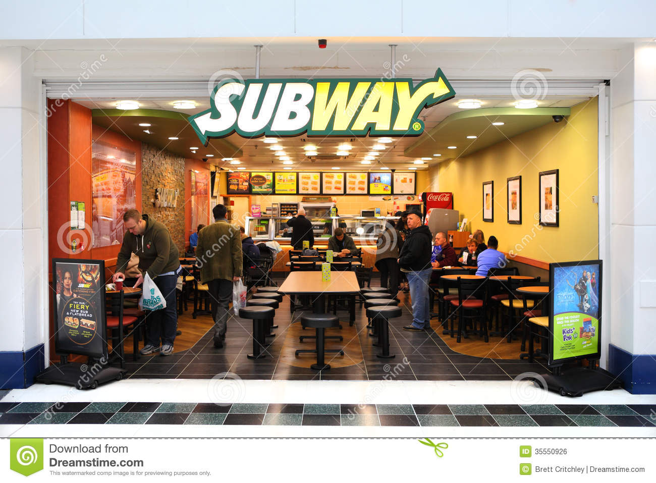 Subway restaurant clipart clipart suggest for Fast food open on thanksgiving 2017