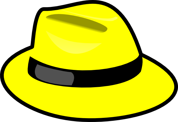 Yellow Hat Clip Art At Clker Com   Vector Clip Art Online Royalty