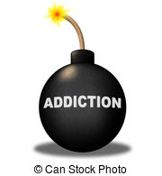 Addiction Illustrations And Clip Art  19420 Addiction Royalty Free