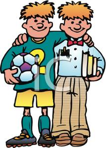 Identical Twins Clipart - Clipart Kid