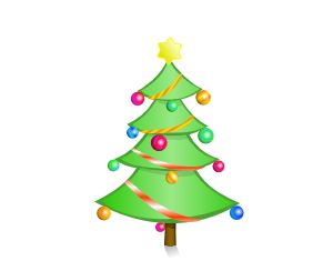 Christmas Tree Clip Art   Xmas Cov   Pinterest