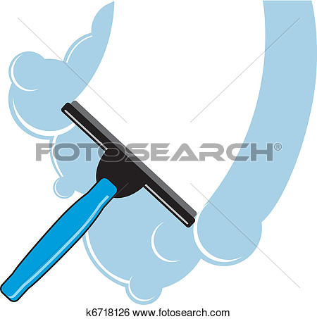 Clip Art   Window Cleaning  Fotosearch   Search Clipart Illustration
