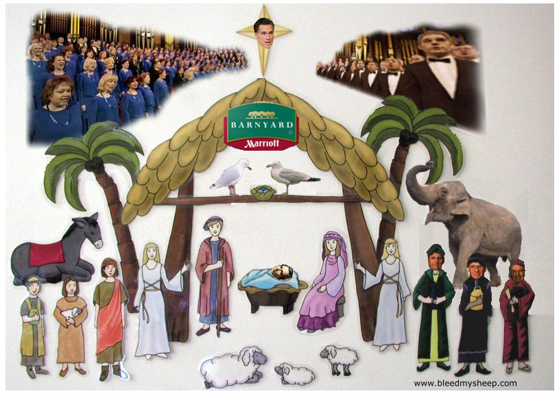 Lds Nativity Pictures