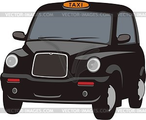 London Taxi Clipart - Clipart Suggest