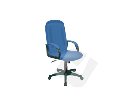 Office Chair Vector Clip Art   Poweredtemplate Com