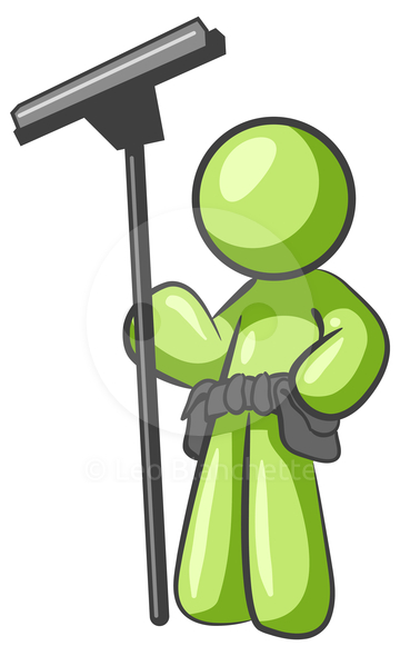 Window Cleaning Clip Art