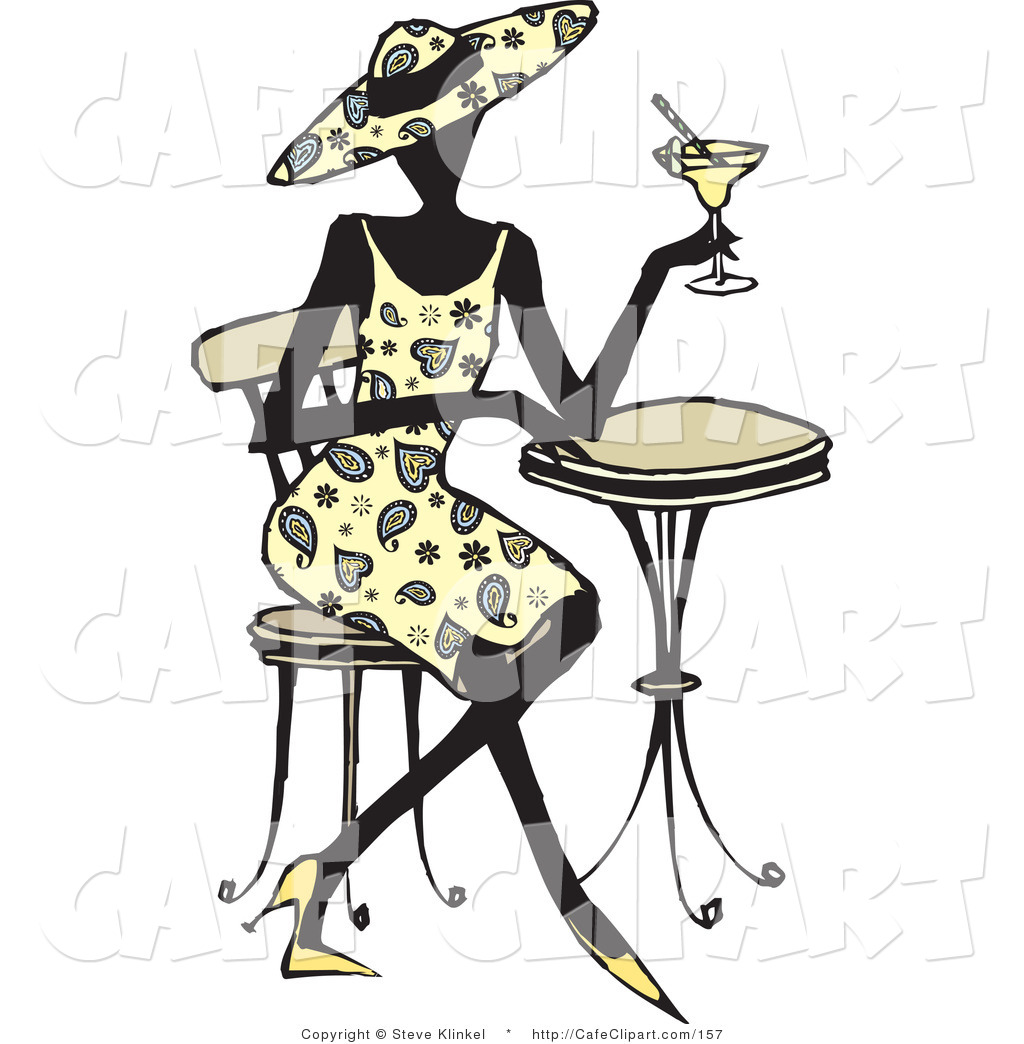 Clip Art Coffee Table: Cafe Table Clipart