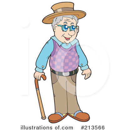 Grandpa Clip Art