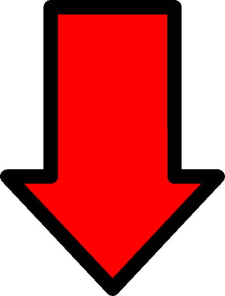 Image result for arrow pointing down