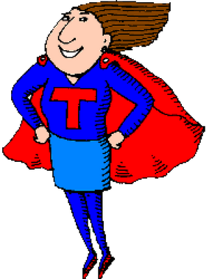 Funny Teacher Cartoon Clipart Clipart Suggest