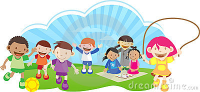 Outside Play Clipart   Clipart Panda   Free Clipart Images