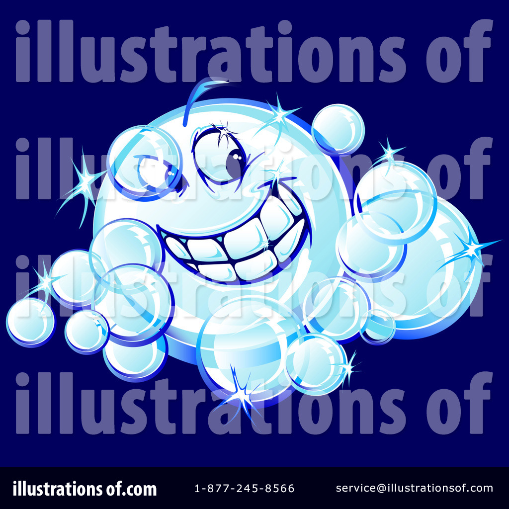 Royalty Free Rf Bubbles Clipart Illustration By Oligo Stock Sample