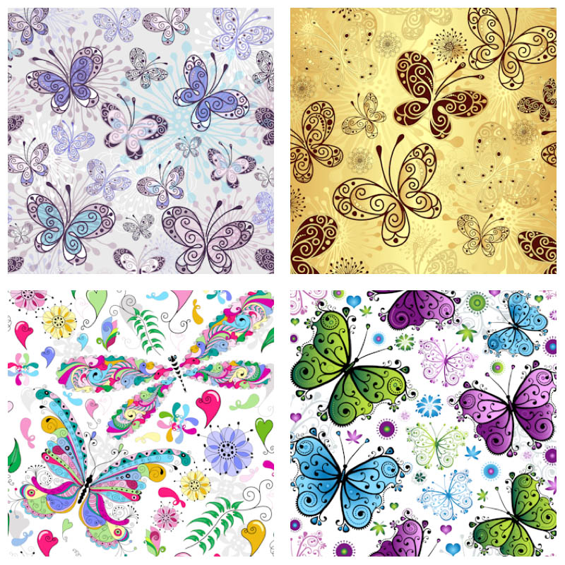 butterfly wallpaper design - photo #22