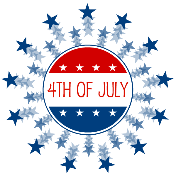 4th Of July 4th Of July Clip Art Transparent S Collage